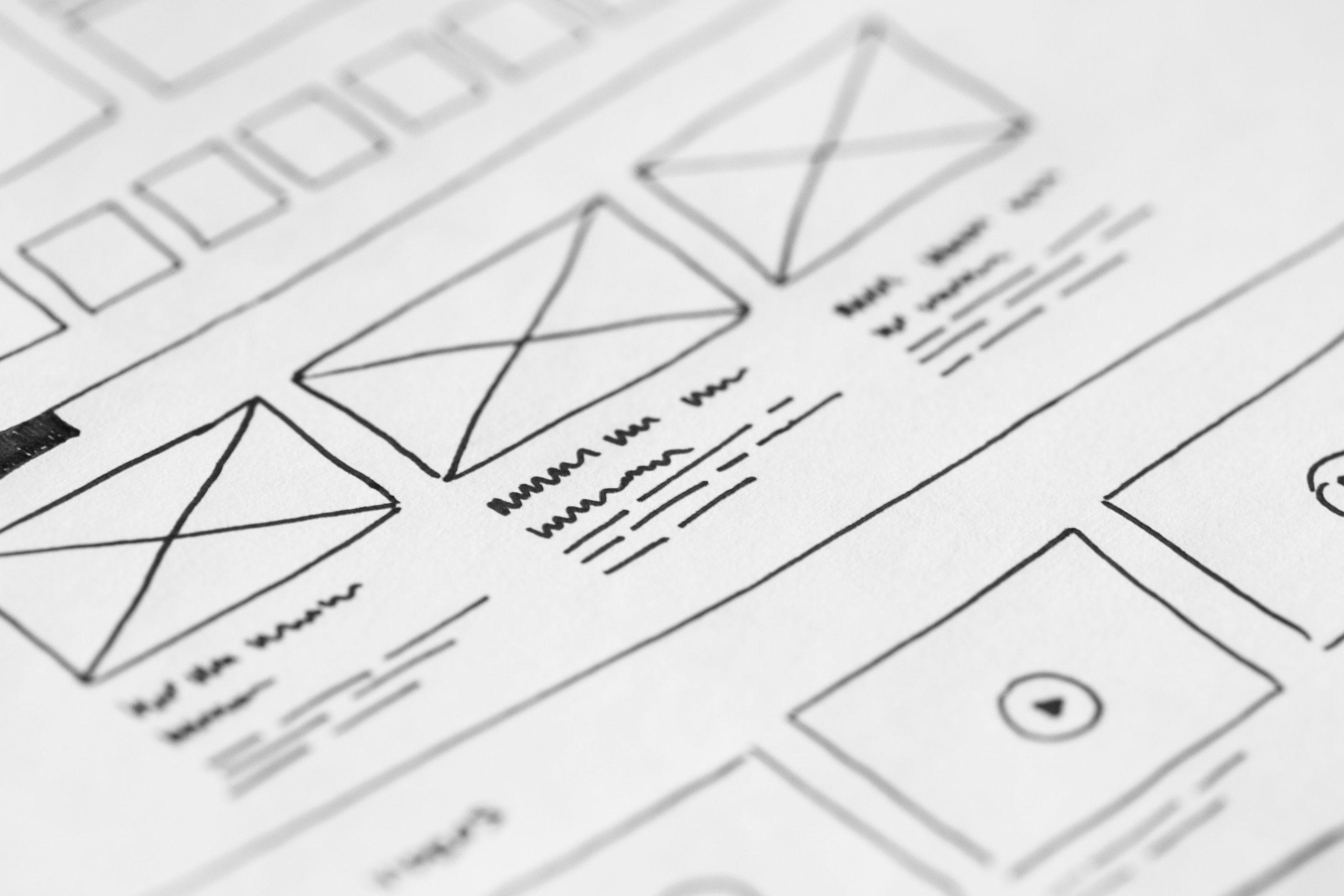 UX UI Design & Prototyping
